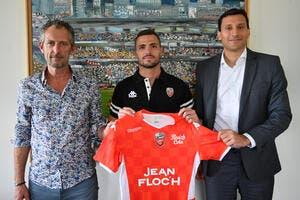 Officiel : Lorient boucle le joli coup Boisgard