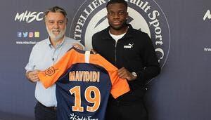 Officiel : Mavididi signe à Montpellier pour 6 ME