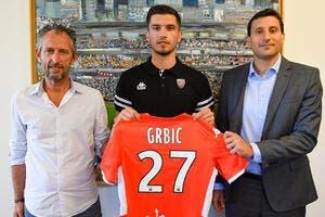 Mercato : Grbic signe à Lorient, les Merlus jubilent