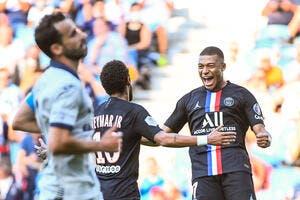 PSG : Edouard Philippe fasciné, Mbappé c'est de la dynamite !