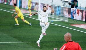 Karim Benzema Ballon d'Or 2020, le Real Madrid y croit !
