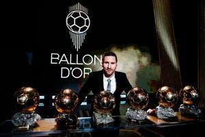 Football : Le Ballon d'Or 2020 annulé !