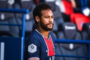 PSG : Neymar a un coup de coeur, il vaut 50 ME