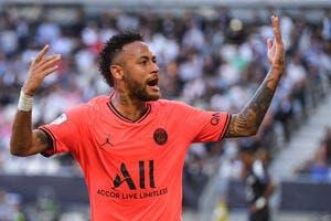 PSG : Neymar, le seul à avoir maigri pendant le confinement