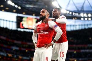 Ang: La coup de pression de Lacazette, Arsenal doit décider
