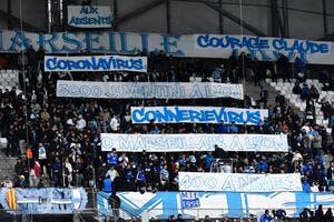OM : Les supporters reçus au Vélodrome, c'est parti en sucette