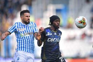 Ita : La Serie A suspendue 5 minutes avant Parme-Spal !