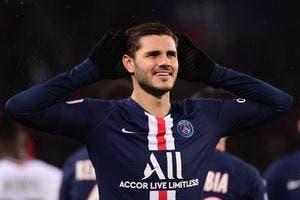 PSG : Bye-bye Paris au mercato, Icardi a fait son choix