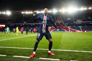 PSG : Neymar en larmes, les supporters se prosternent