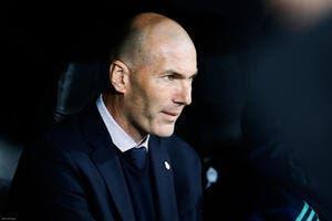 Esp : L'an zéro avec Zinedine Zidane, le Real change ses plans