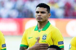 PSG : Le Brésil atterré par la fuite de Thiago Silva !