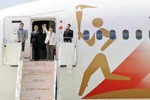 Jeux Olympiques : Le report demandé par le Japon
