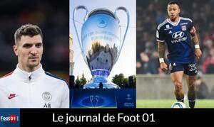 Journal du 7 mai : Le PSG et l'OL fixés en Ligue des Champions, le 11 de la saison sans l'OM