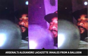 Ang : Lacazette dans le gaz, Arsenal fou de rage