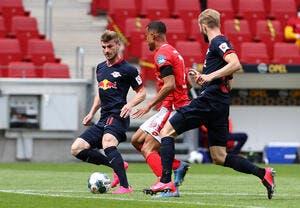 Bundesliga : Leipzig en démonstration contre Mayence