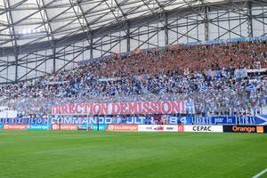 OM : « Eyraud casse toi », première manif à Marseille !