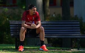 Ita : Grave blessure pour Zlatan Ibrahimovic ?
