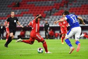 All : Le Bayern Munich colle 8-0 à Schalke !