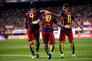 Barça: Suarez viré, Messi et Neymar le vengent en public