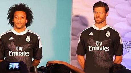 Le Real Madrid choisit un maillot qui va faire causer