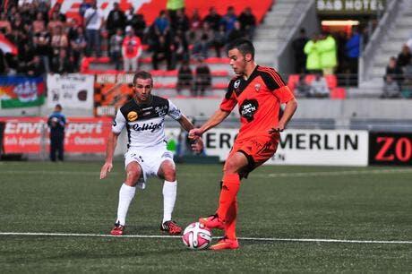 Lorient écrase le derby, Lens torpille Reims