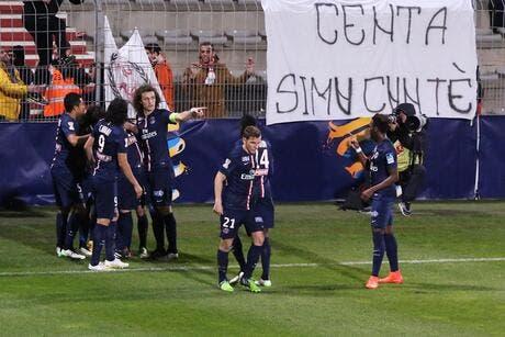 Le PSG jouera gros contre Montpellier prévient Coupet
