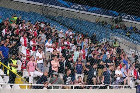 PSG-Ajax, les «hooligans» de l'Ajax, restez chez vous…