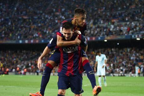 Vidéo : Messi égale le record de buts en Liga