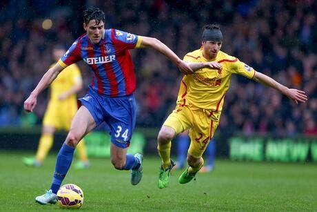 Crystal Palace - Liverpool : 3-1