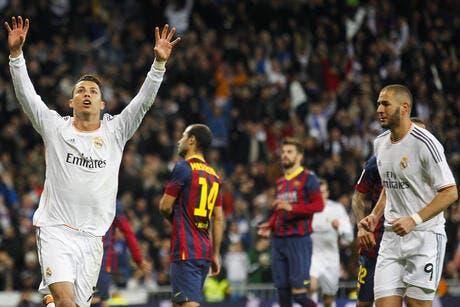 Vidéo : Cristiano Ronaldo se fait un film spécial Clasico