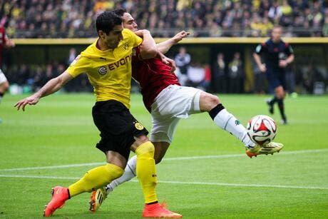 Dortmund - Hanovre : 0-1
