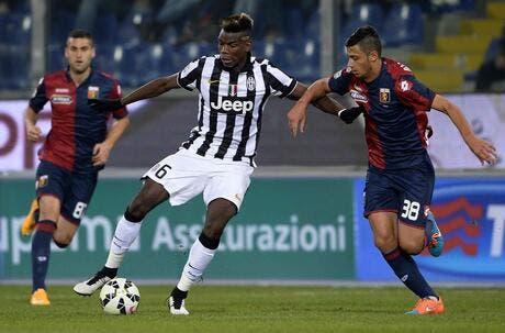 Genoa - Juventus : 1-0