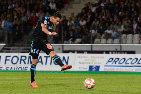 Quitter l'OM pour l'Inter, Thauvin n'y a pas pensé une seconde