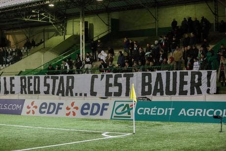 Paris s'énerve pour Red Star-ASSE