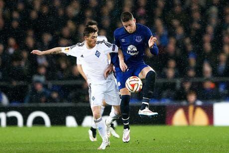 Vidéo : Antunes surpuissant, et Kiev allume Everton