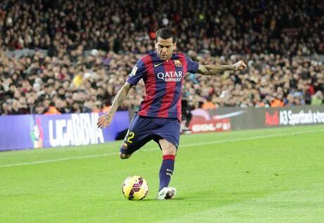 Daniel Alves est « un très bon joueur en fin de contrat » explique le PSG