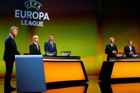 Football europa league el le tirage au sort complet des poules coupe d 39 europe ol nice - Tirage coupe d europe football ...