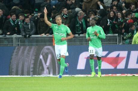 Foot Ol Asse Ol Saint Etienne Provoque La Pire S Rie