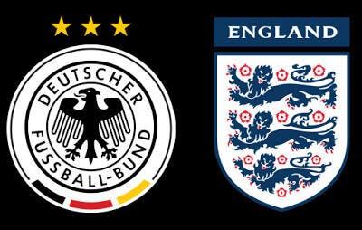 Allemagne - Angleterre