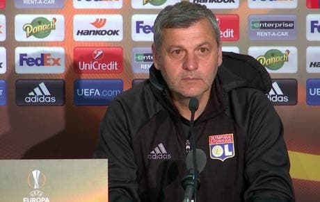 Foot ol ol genesio refuse de lier sa situation au r sultat contre l 39 ajax europa league - Resultat coupe europa league ...