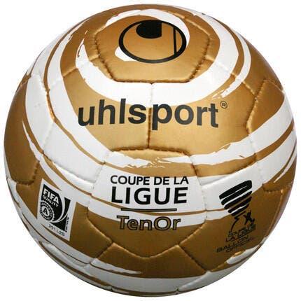 Photos de foot photo du jour le ballon officiel de la - Resultat foot lyon marseille coupe de la ligue ...