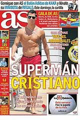 Cristiano Ronaldo, l'homme aux 3.000 abdos quotidiens