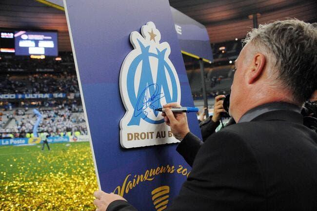 Audience : OM-Montpellier loin derrière OL-Bordeaux