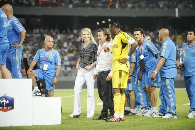 Mandanda : « Le PSG est le favori pour le titre »