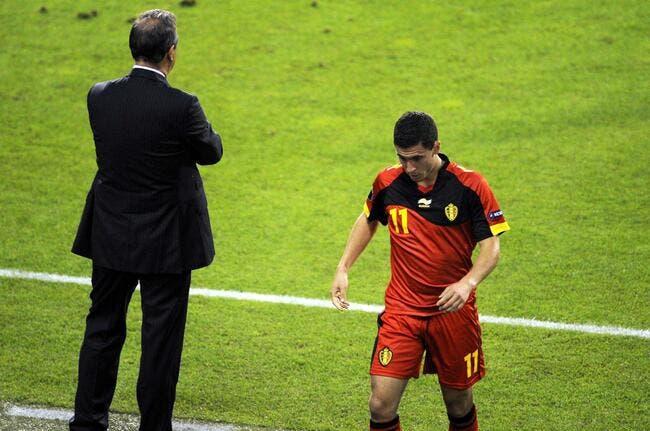 Rien ne va plus entre Hazard et la sélection belge