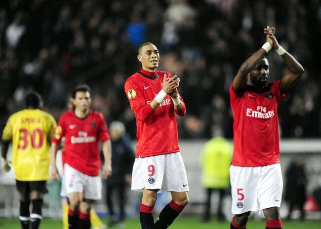 Le PSG qualifié pour l'Europa League sans jouer ?