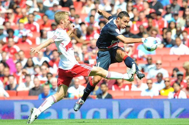 Le PSG pourrait vendre un attaquant à Bordeaux