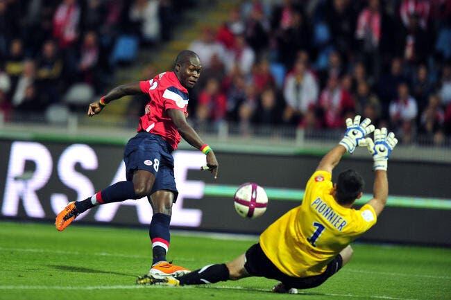 Montpellier réalise le coup parfait à Lille