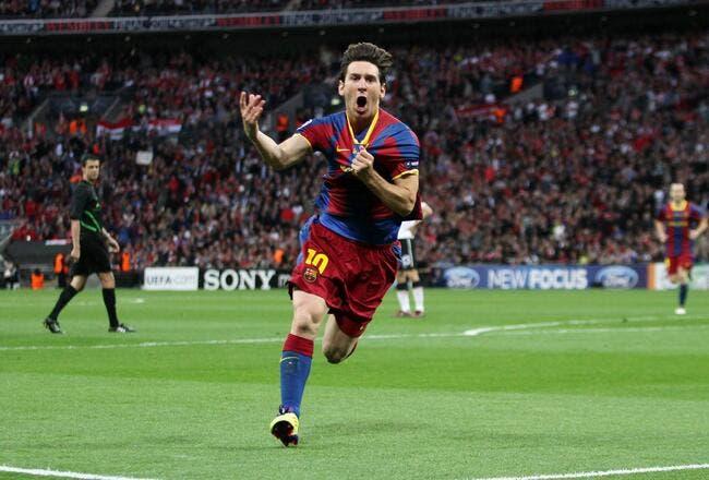 Avec Messi  Le Bar  A  C   Est Toujours Plus Fort