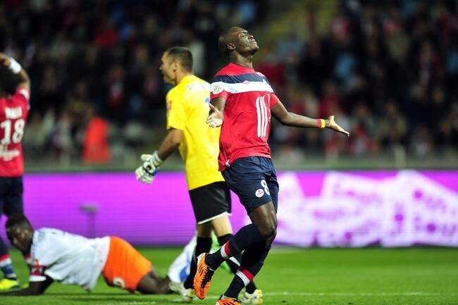 Lille refuse de lâcher un salaire royal à Moussa Sow